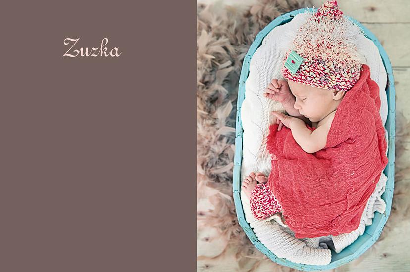 zuzka zdjęcia noworodkowe w Grudziądzu