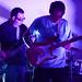 Ricardo Marichal: Saxofón. Juanjo Jorganes: Trompeta. José Juan Martín: Bajo. David `Perreko´: Batería. Rodrigo Ramos: Teclado y saxofón. David Paredes: Guitarra eléctrica. Rafael Pinillos: Guitarra eléctric