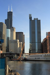 Willis Tower & Boeing Building