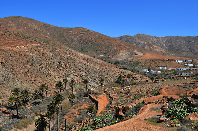 Orange Valley, Vega de Rio Palmas, Fuerteventura