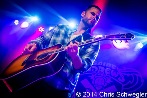 David Nail - 04-11-14 - The Country Deep™ Tour, Saint Andrews Hall, Detroit, MI