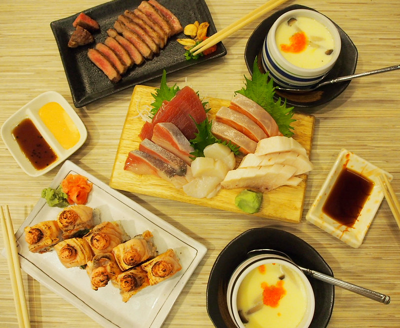 Shennyyang singapore 39 s lifestyle travel blogger for Aji 53 japanese cuisine