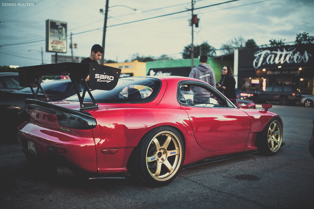 Rx 7 Mayday Garage Make Your Own Beautiful  HD Wallpapers, Images Over 1000+ [ralydesign.ml]