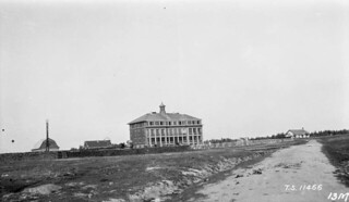 Indian Industrial School, Norway House, Manitoba / École industrielle indienne, Norway House (Manitoba)