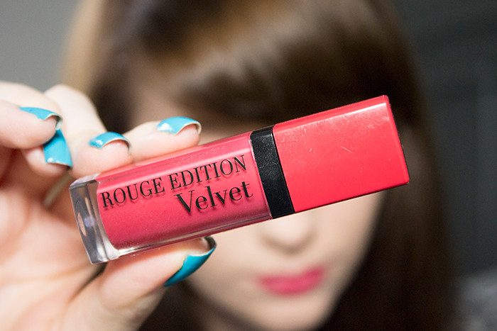 Bourjois Rouge Edition Velvet Lipsticks in 02 Frambourjois