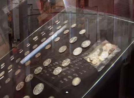 Museum Pio XII Braga exhibit