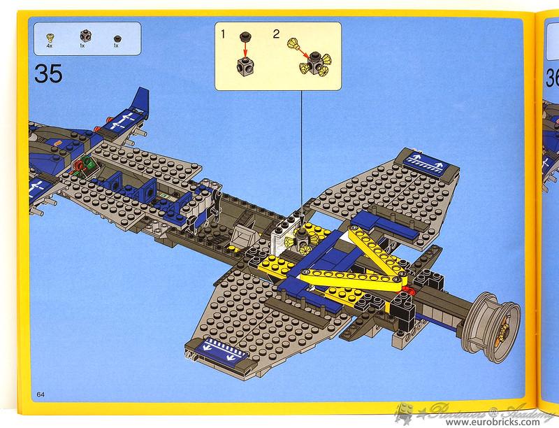 Review 70816 Bennys Spaceship Spaceship Spaceship Special