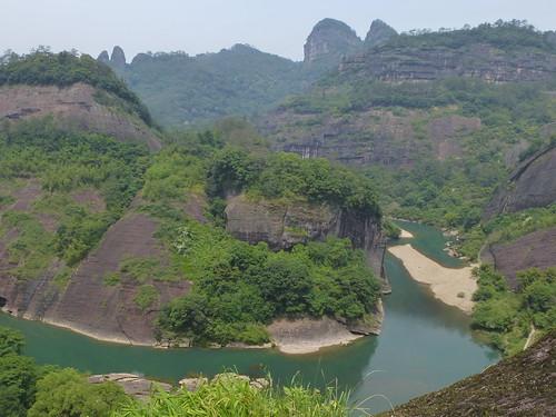 Fujian-Wuyi-Tianyou-montee-niveau2 (18)
