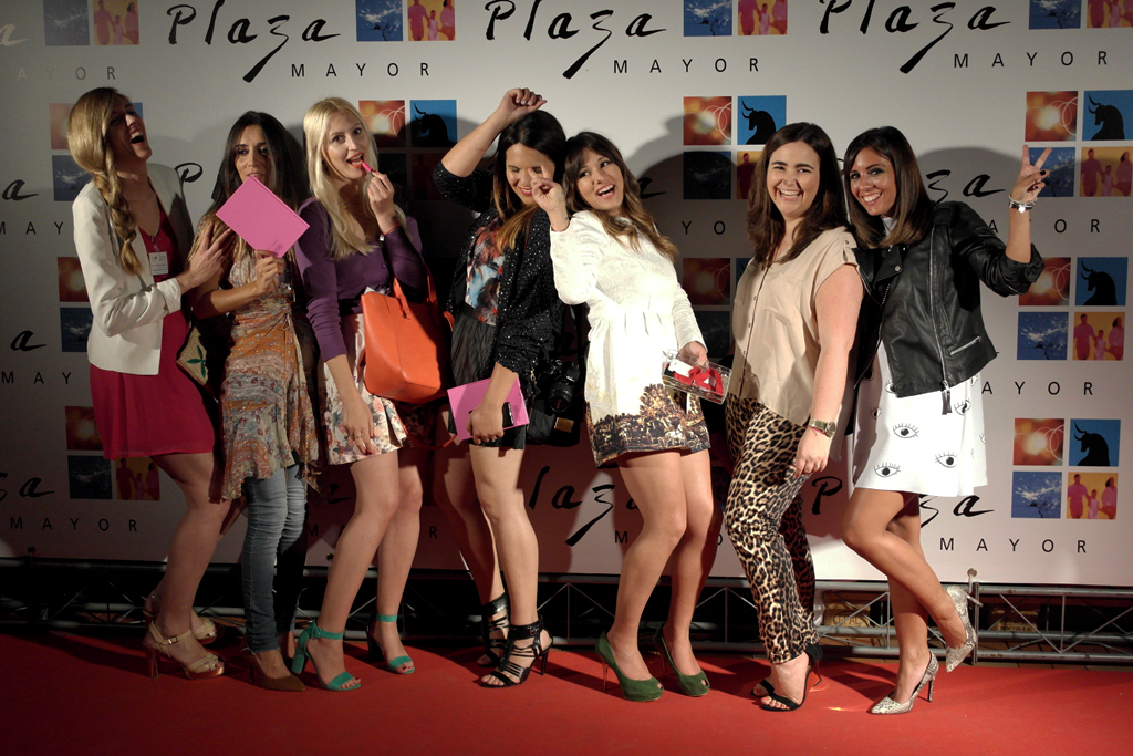 PLAZA MAYOR FASHION PREVIEW