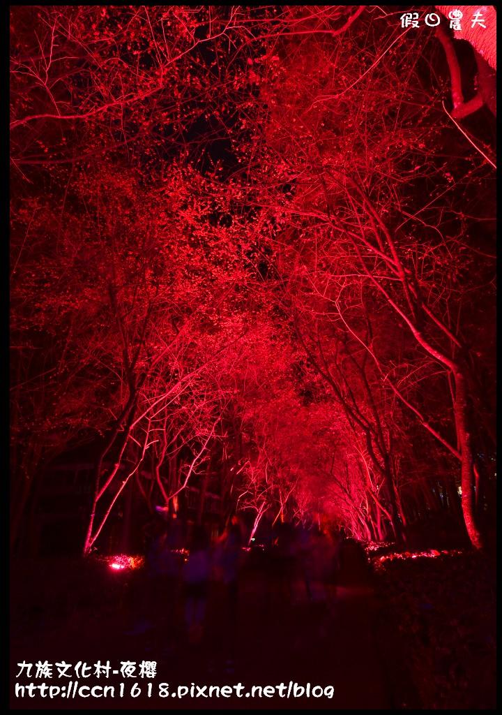 九族文化村-夜櫻DSC_5075