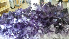 amethyst, purple, violet, mineral, lavender, gemstone, crystal,
