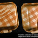 McDonald's - Chicken McNuggets styrofoam food restaraunt packaging - circa 1980's - ALT 2 by JasonLiebig