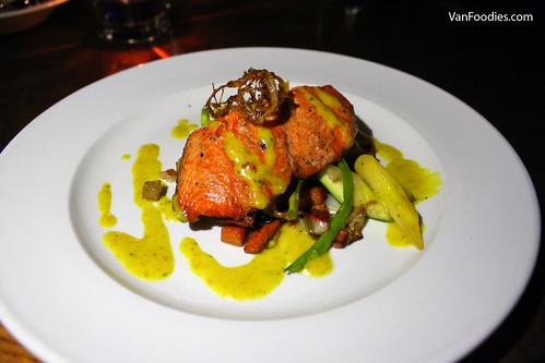 Alder Grilled Wild Sockeye Salmon