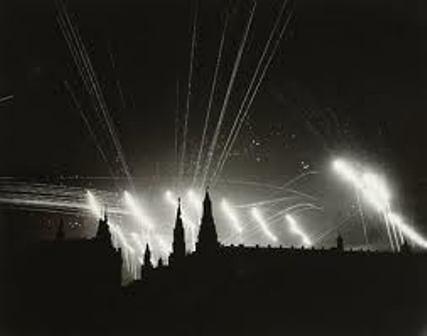 Ataque nocturno sobre Moscú 1941 - 1