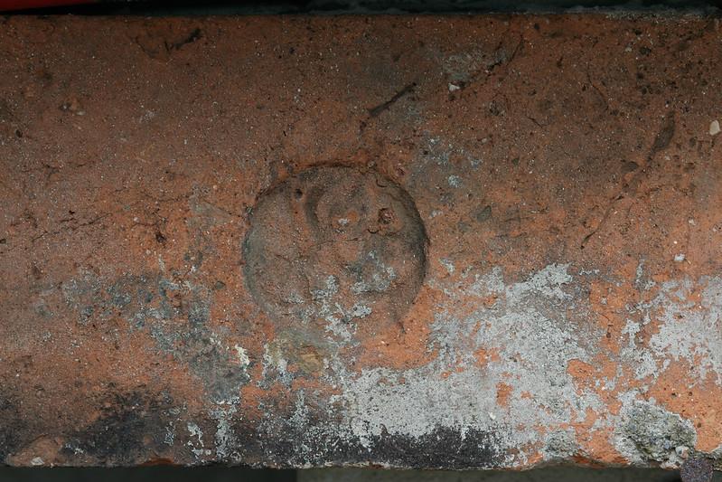Old brick texture 22
