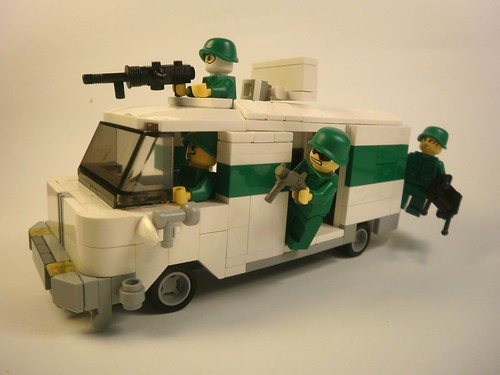 more lego police