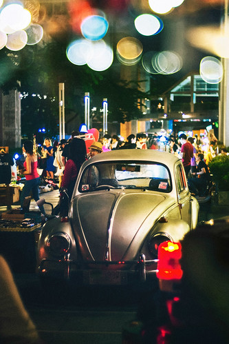 A Night Market Staple - A modified Volkswagen