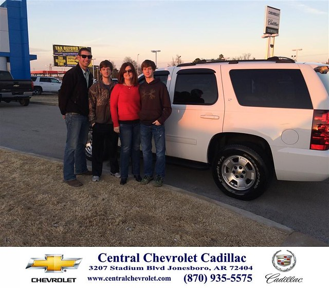 chevrolet tahoe purchase from neal carpenter at central chevrolet. Cars Review. Best American Auto & Cars Review