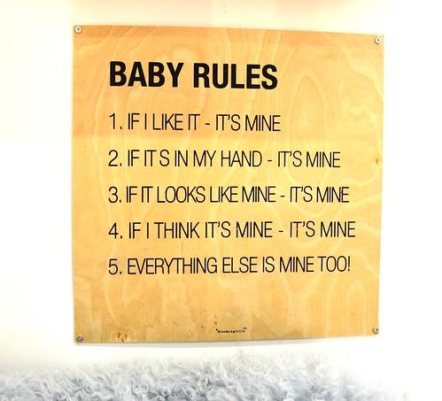 Babyrules IBlaursen