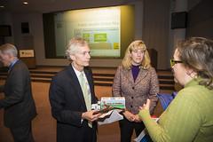 Sylvia Ellison with Jim Gross & Sara Paton