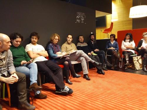 2ª Reunión Asociación Aprendizaje Abierto #7alde