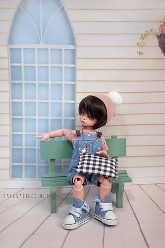 Shoe Model Jeong Hoon