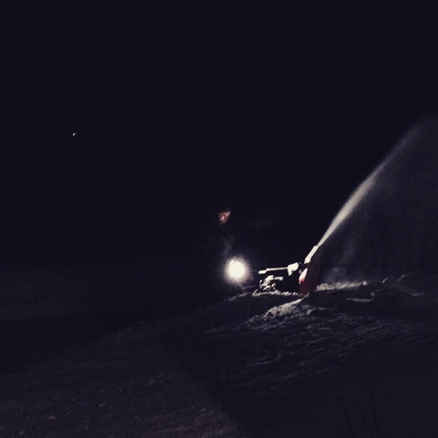 Desperate times call for a desperate tri-county search for a big-ass snowblower until it ends in finding one of the three left in the area. #buylocal