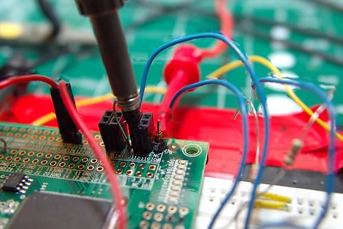 MachXO2 Eval Board - IO Voltage