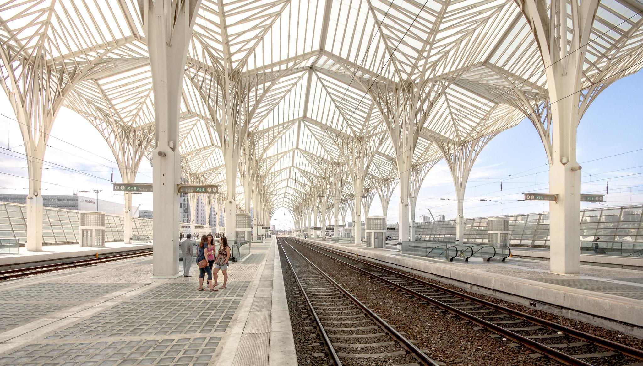 Architektur Foto Calatrava, Lissabon