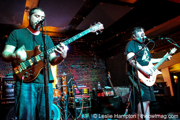 Pinback @ Bottom of the Hill, San Francisco 2/8/15