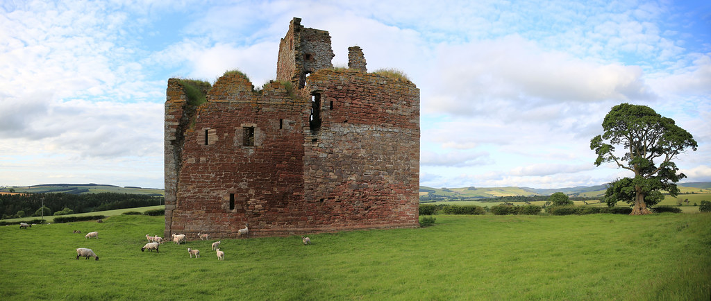 Cessford Castle (7)