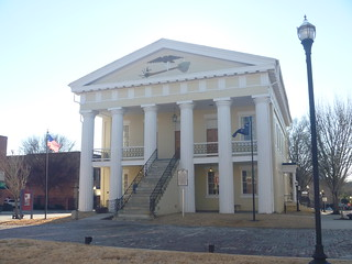 Newberry County Courthouse,January 18,2015