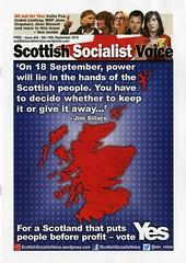 Scottish Socialist Voice magazine Issue 44