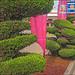 Gas Station Garden