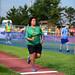 2016 Summer Games - Running Long Jump