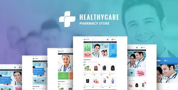 Leo Healthy Care v1.0 – Prestashop 1.6.x Multiple Theme