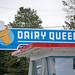 Vintage Dairy Queen sign