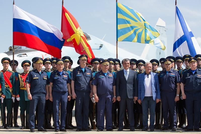На военных аэродромах Крыма стартовал всероссийский этап конкурса «Авиадартс-2016»