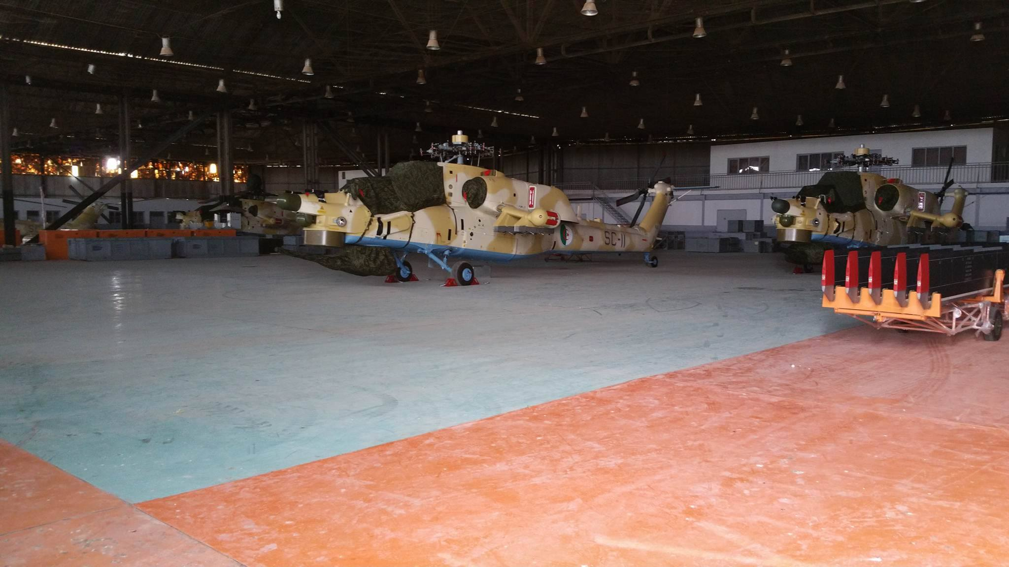 الجزائر تستلم دفعات 42 مروحيات الصياد الليلي [ Mi-28NE/UB ]  27423508136_12ed516d3c_o