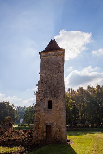 Blasimon - Abbaye