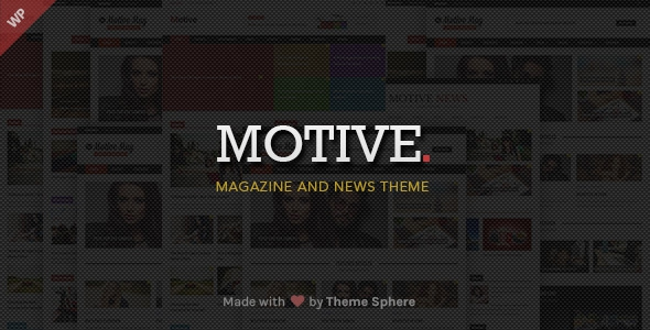 Magazine News - Motive v1.2.6