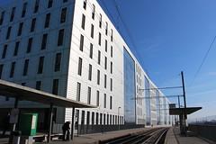 Basel - Jacob Burckhardt Haus