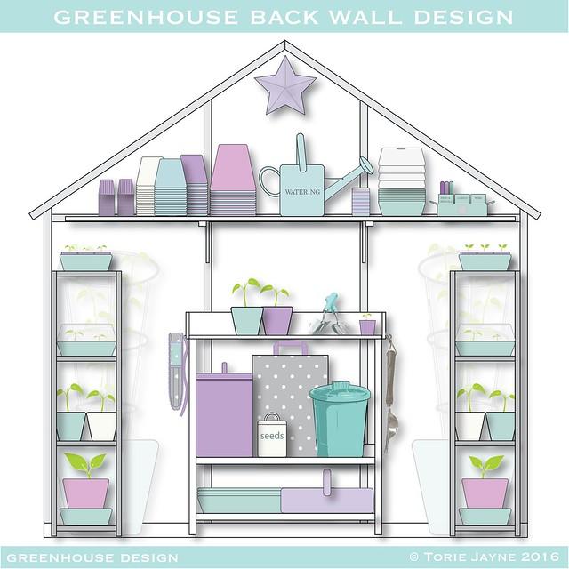 Greenhouse Design back wall design-01