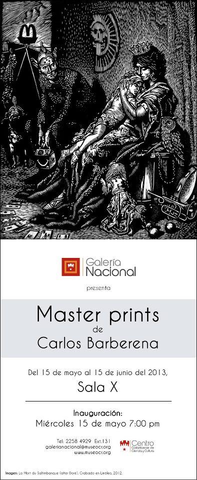 Master Prints