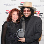 WFUV Gala 2013: Rosanne Cash and Don Was