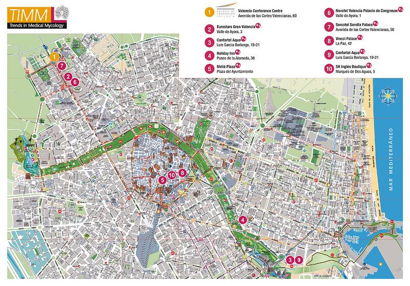 Grande Mapa de Valencia