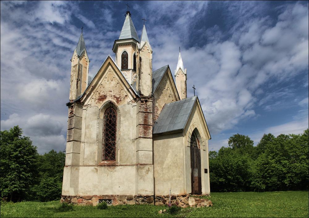 Богушевичи, Беларусь, Костел Божьего Тела