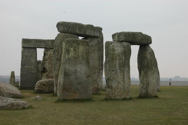 Stonehenge Outer Sarsen, Inner Trilithon