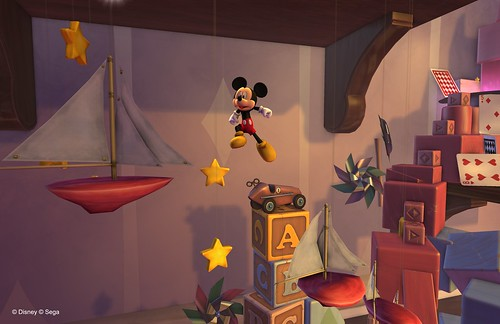 Castle of Illusion - E3 Screens