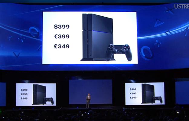 Precio Playstation 4